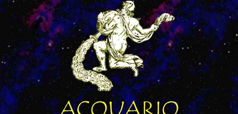 Immagine che rappresenta Segno zodiaco Acquario - Oroscopo di Lucia Arena
