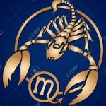 Immagine che ritrae il Segno Zodiacale dello Scorpione - Oroscopo di Lucia Arena
